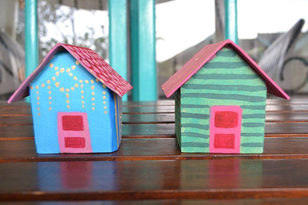 Tutorial Membuat Rumah-Rumahan dari Kardus Bekas ...