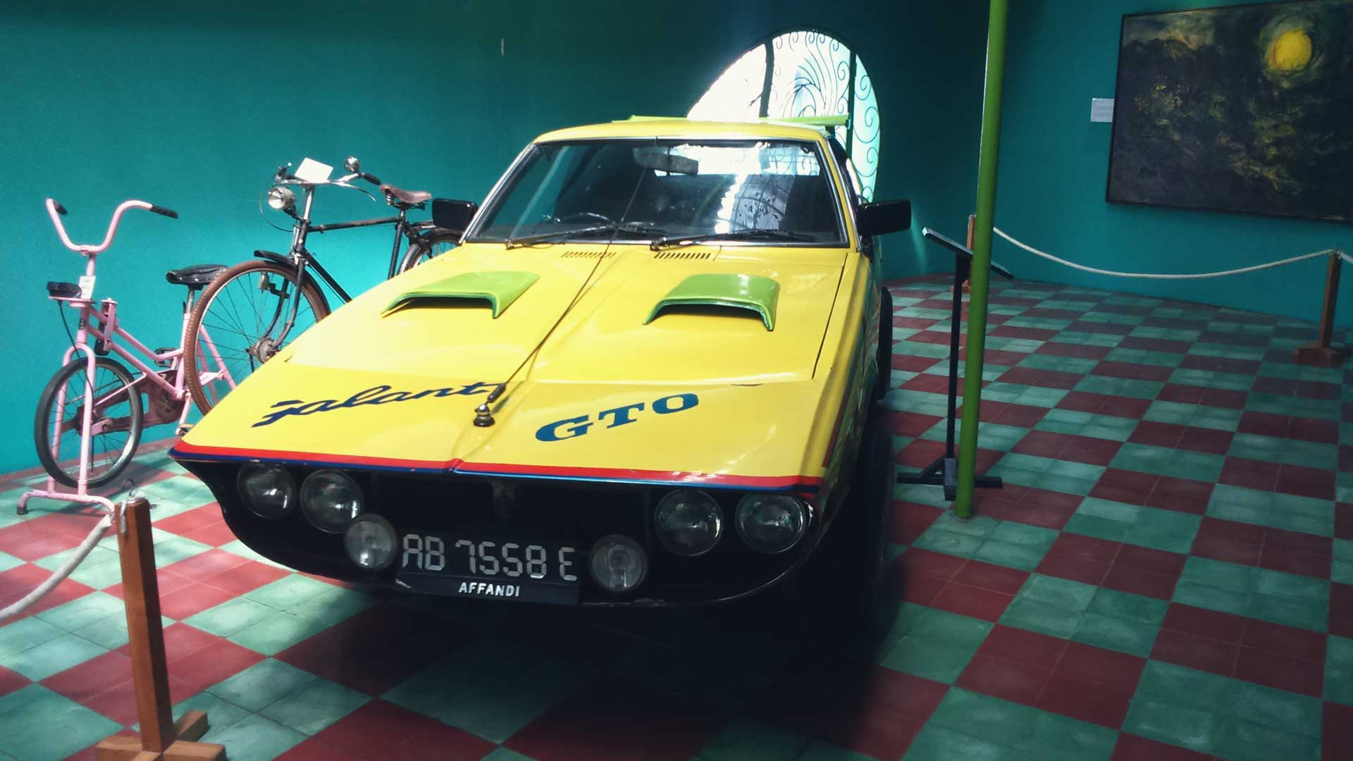 Mitsubishi Galant 1976 Affandi