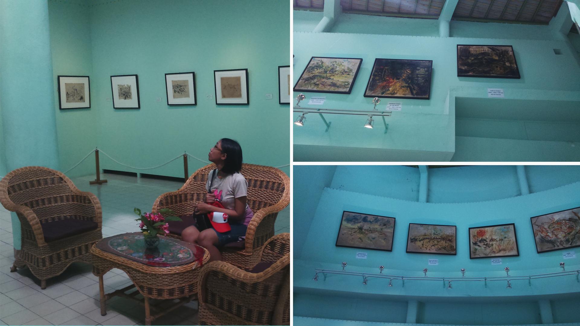 Galeri 2 Museum Affandi