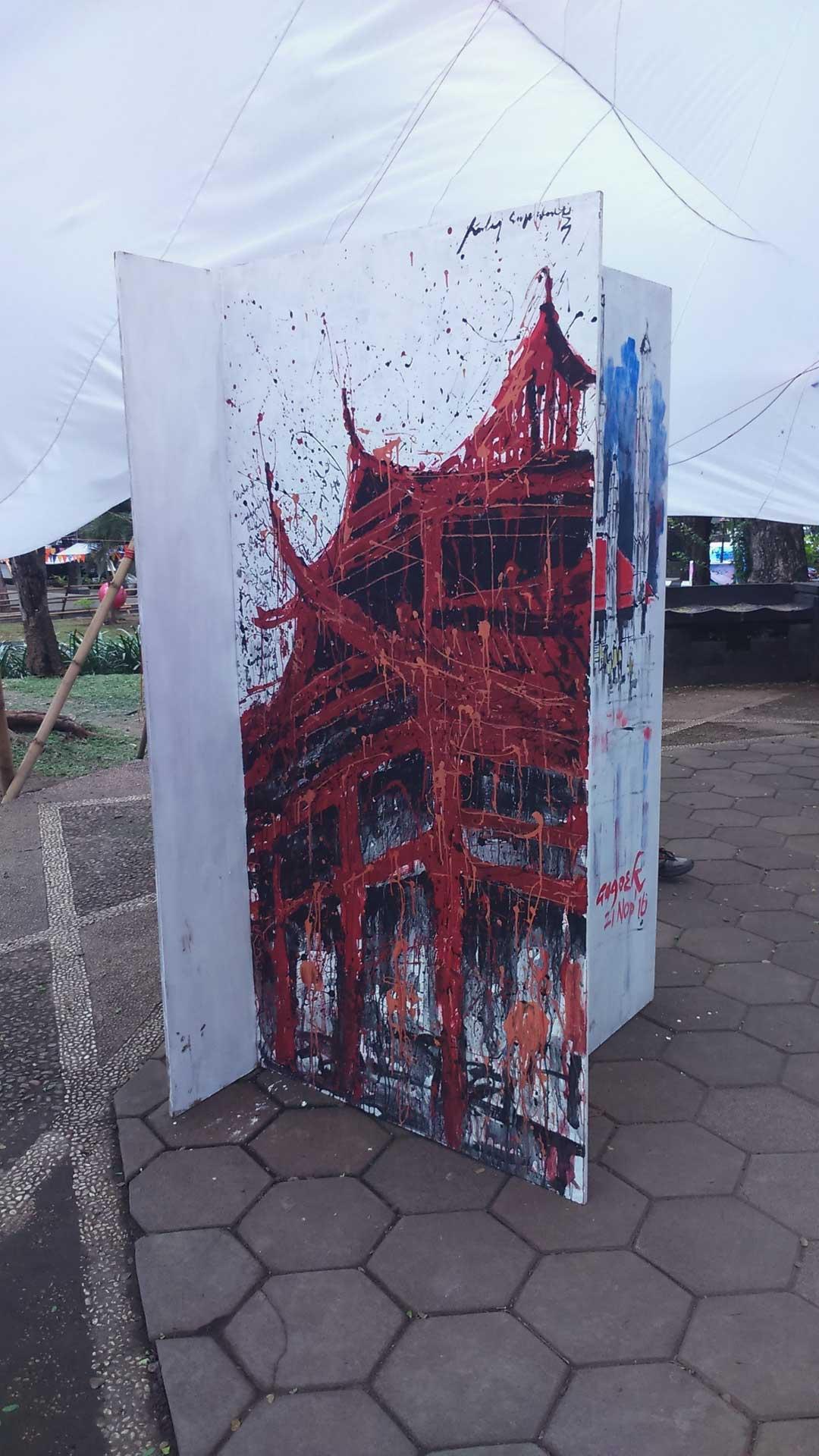 mural paf 2016
