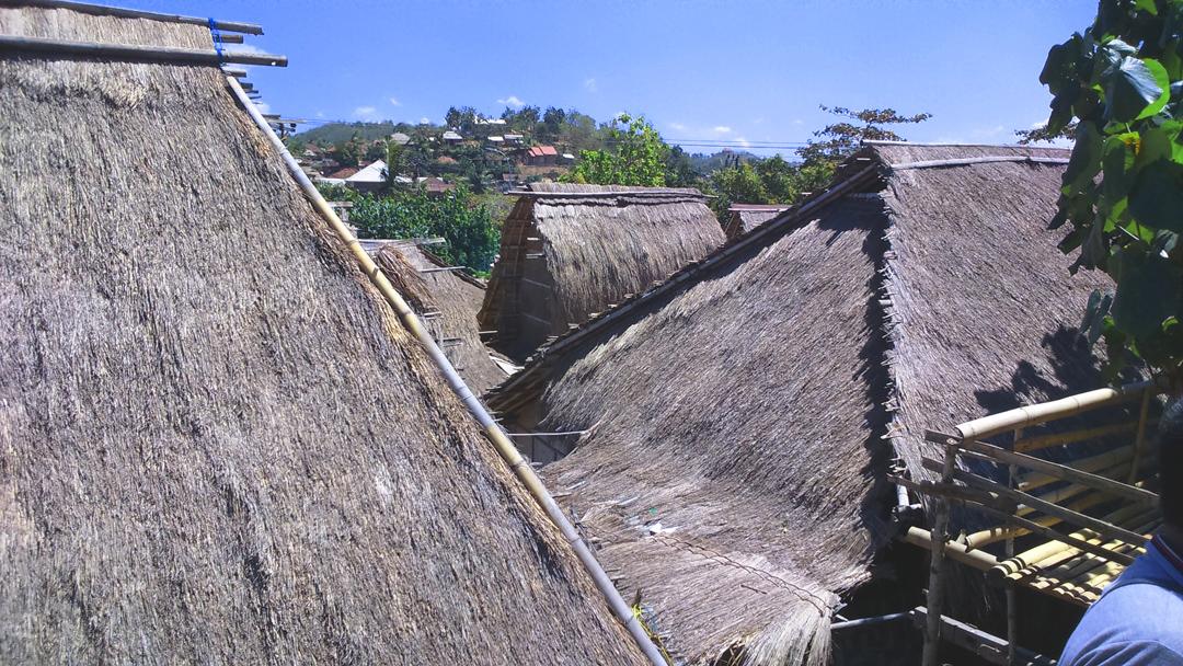 Desa Adat Sasak Sade Lombok Tengah