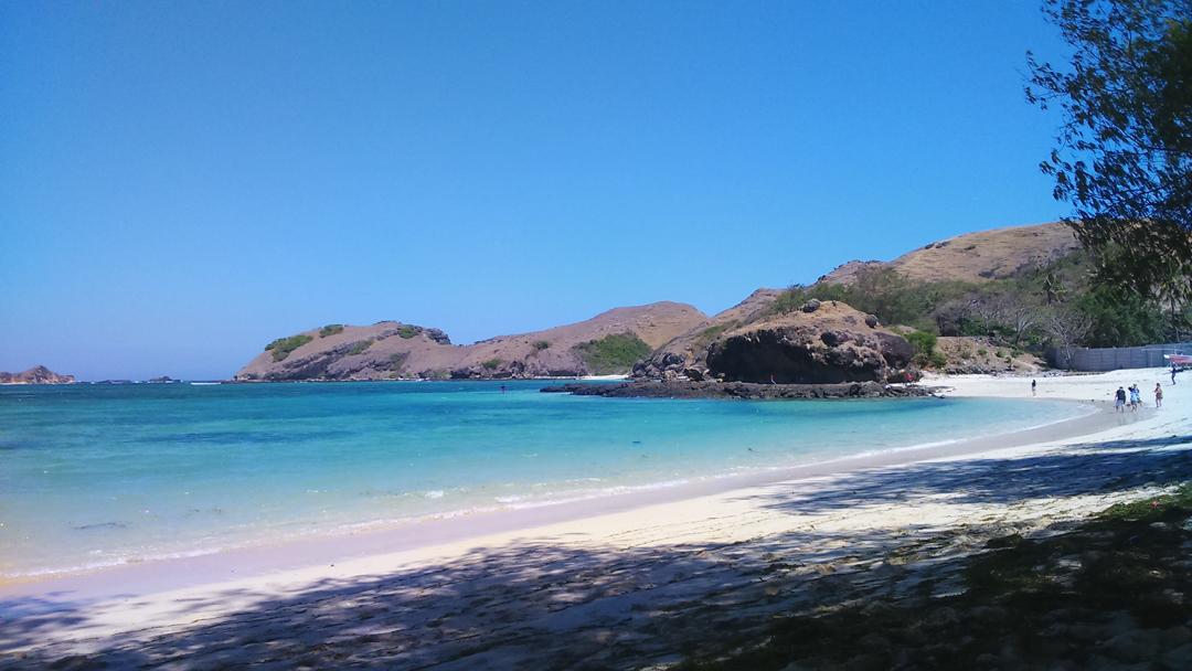 Tanjung Aan dan Bukit Merese Lombok