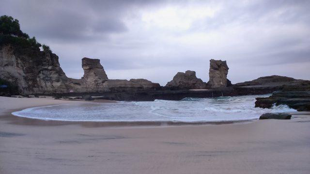 Pantai Klayar Pacitan