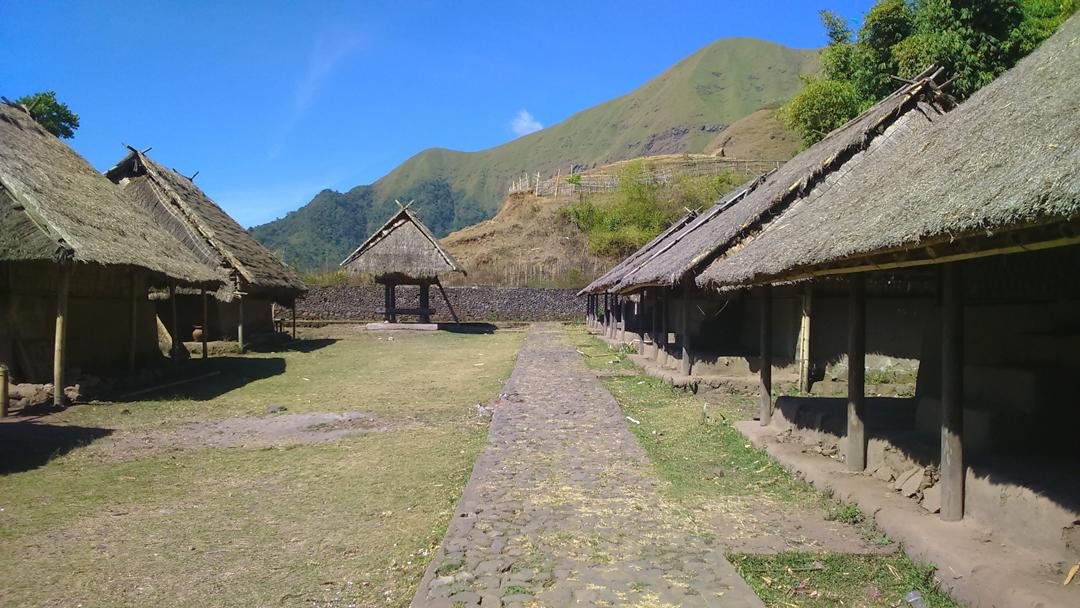 Desa Adat Beleq Sembalun Lombok