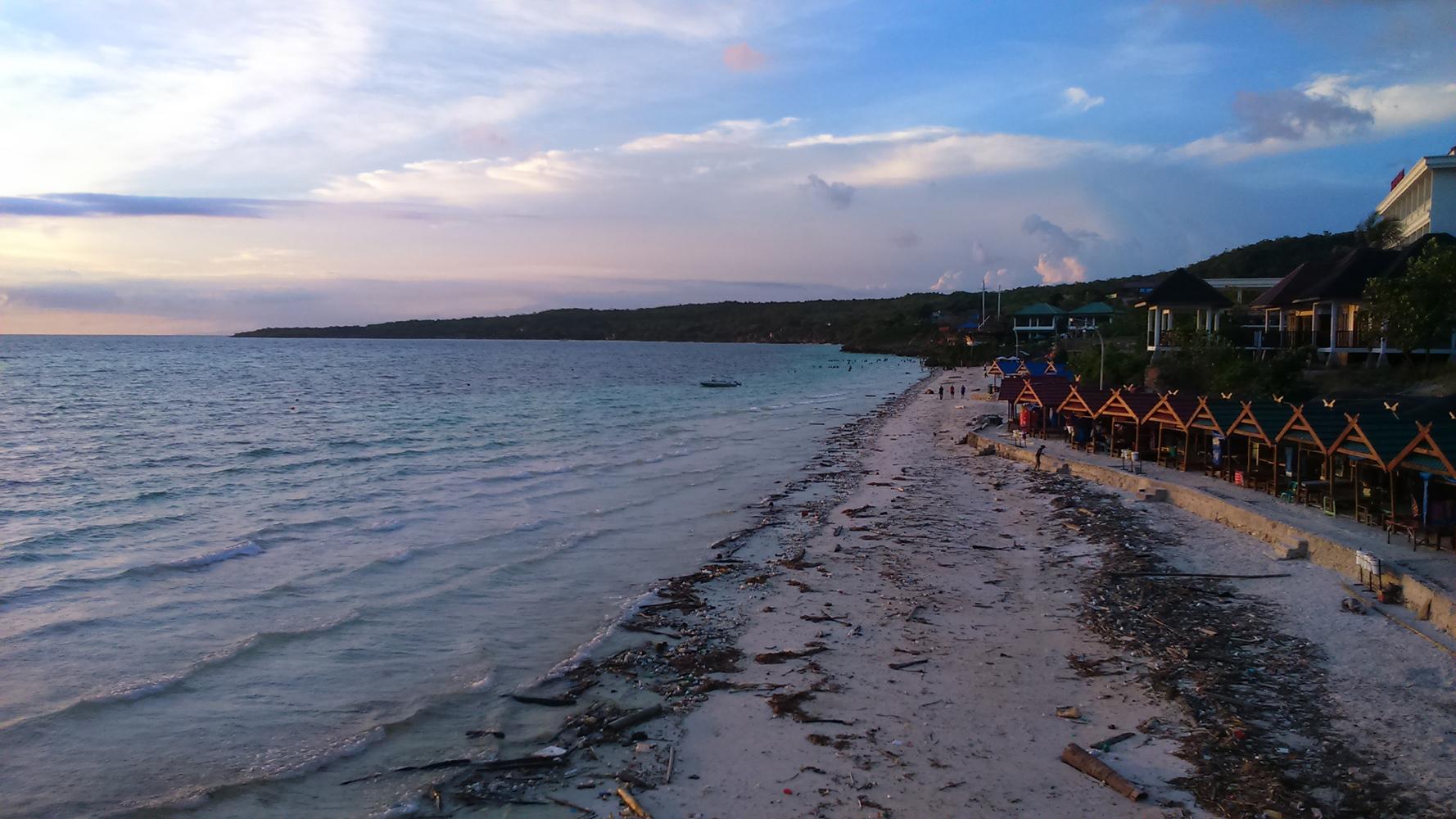 Tanjung Bira Menjelang Sunset