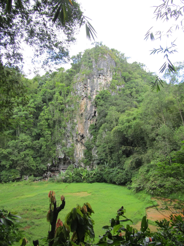 Kubur Batu Londa Toraja