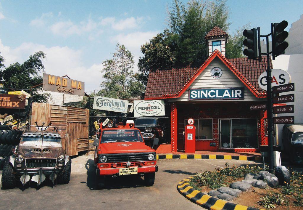 Museum Angkut Kota BatuBatu